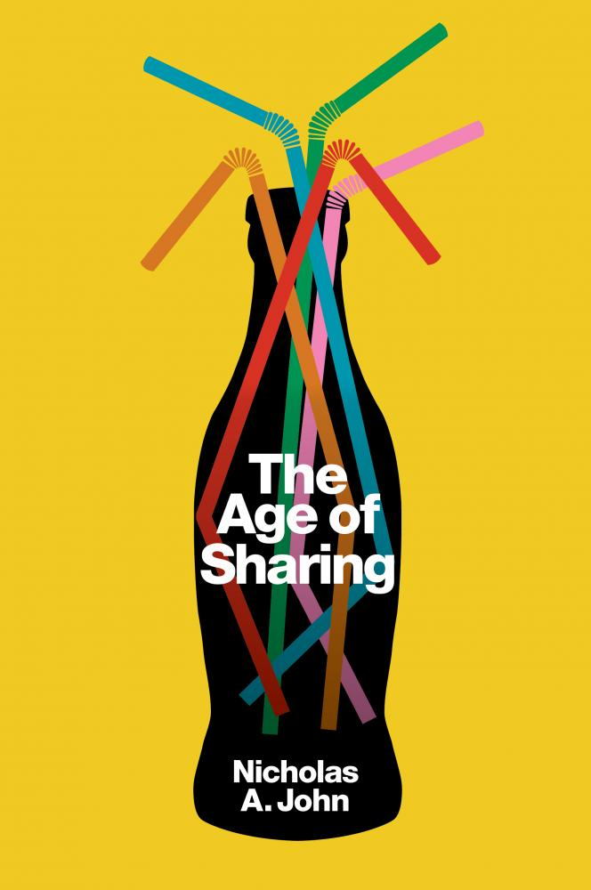 The Age of Sharing book cover